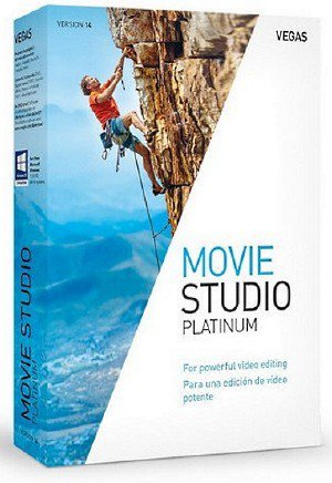 MAGIX VEGAS Movie Studio Platinum 15.0.0.157 + Rus