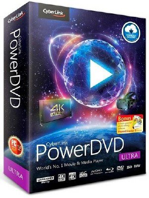 CyberLink PowerDVD Ultra 18.0.2307.62