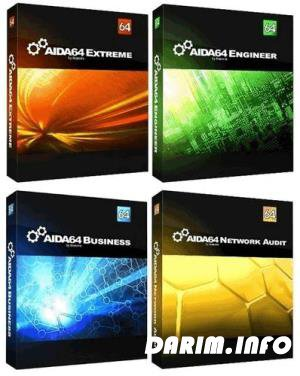 AIDA64 Extreme | Engineer | Business Edition | Network Audit 5.99.4900 RePack/Portable by Diakov