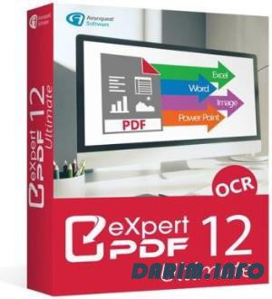 Avanquest eXpert PDF Ultimate 12.0.24.38721