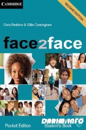 Chris Redston, Gillie Cunningham - Face2Face Intermediate (2013) pdf, mp3, exe