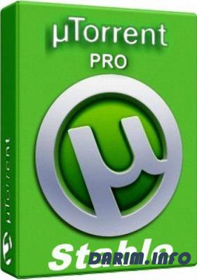 µTorrentPro 3.5.5 Build 44910 Stable RePack/Portable by Diakov