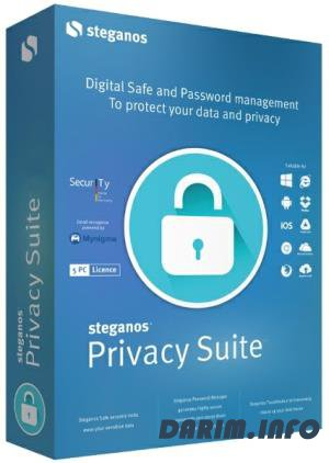 Steganos Privacy Suite 20.0.7 Rev 12481
