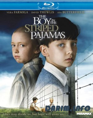 Мальчик в полосатой пижаме / The Boy in the Striped Pyjamas (2008) HDRip / BDRip 720p / BDRip 1080p