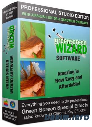 Green Screen Wizard Professional 10.4