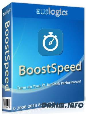 Auslogics BoostSpeed 10.0.22.0 RePack/Portable by Diakov DC 30.01.2019
