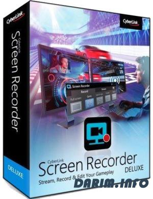 CyberLink Screen Recorder Deluxe 4.0.0.6785 + Rus