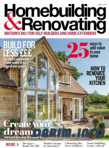 Homebuilding & Renovating №4 (April 2019)  True pdf