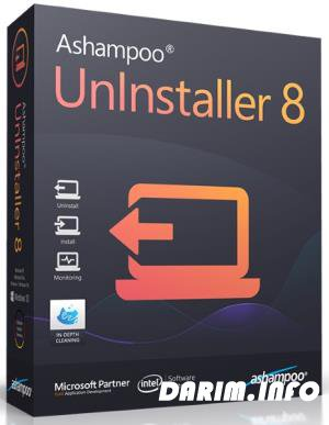 Ashampoo UnInstaller 8.00.12 Final DC 07.03.2019