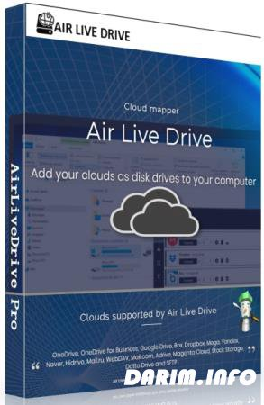 AirLiveDrive Pro 1.2.3