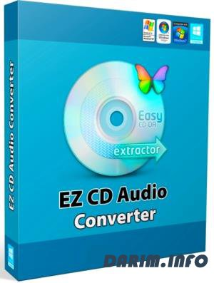 EZ CD Audio Converter 8.2.2.1 RePack & Portable by TryRooM