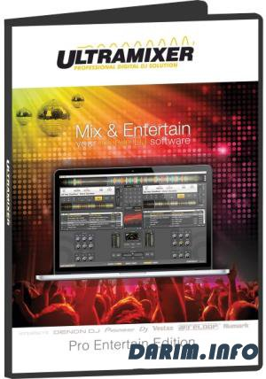 UltraMixer Pro Entertain 6.1.4