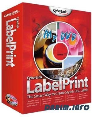 CyberLink LabelPrint 2.5.0.13328 + Rus