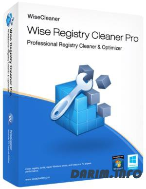 Wise Registry Cleaner Pro 10.1.9.680 Final + Portable