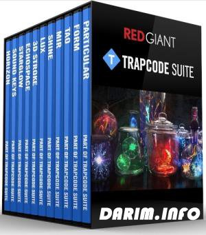 Red Giant Trapcode Suite 15.1.2 RePack by PooShock