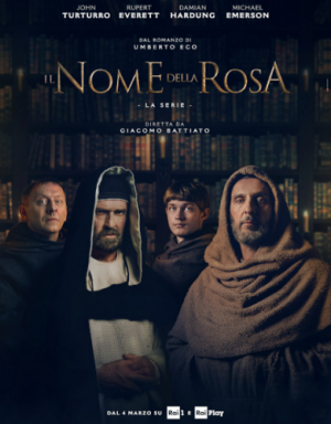 Имя розы / The Name of the Rose (2019) HDTVRip