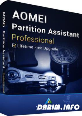 AOMEI Partition Assistant 8.2 Professional / Server / Technician / Unlimited RePack by Diakov