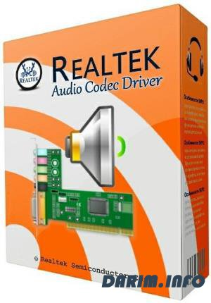 Realtek High Definition Audio Driver 6.0.8694.1 WHQL