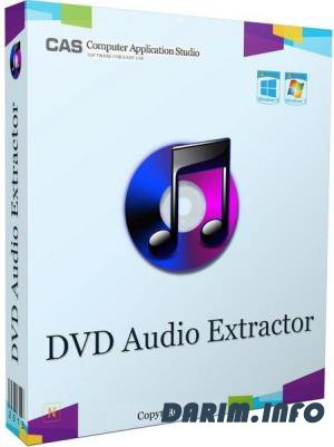 DVD Audio Extractor 8.0.0