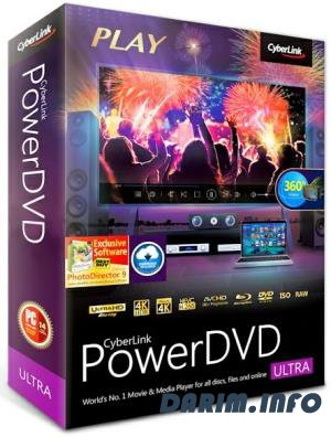 CyberLink PowerDVD Ultra 19.0.1516.62