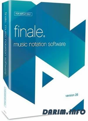 MakeMusic Finale 26.1.0.397