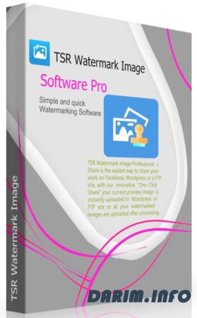 TSR Watermark Image Software Pro 3.6.0.9 + Portable