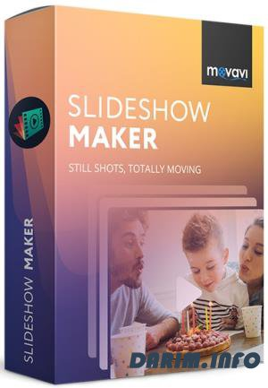 Movavi Slideshow Maker 5.4.0 RePack & Portable by TryRooM