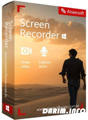 Aiseesoft Screen Recorder 2.1.56 + Rus