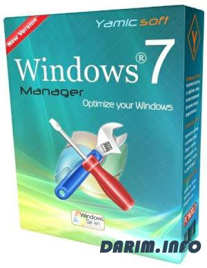 Windows 7 Manager 5.2.0 Final