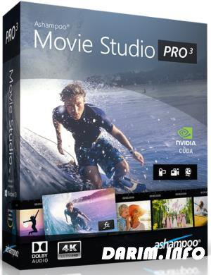 Ashampoo Movie Studio Pro 3.0.1.116 RePack & Portable by TryRooM