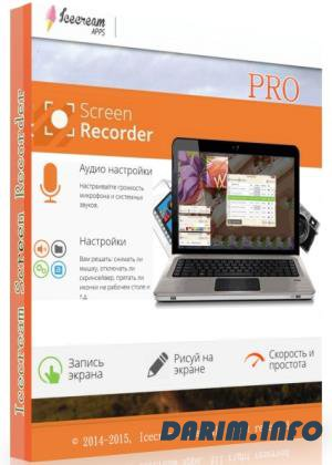 Icecream Screen Recorder Pro 5.98