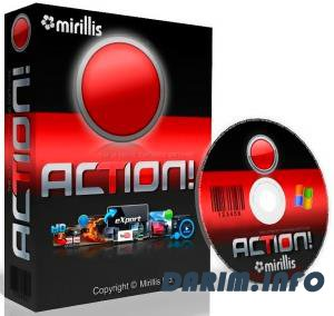 Mirillis Action! 3.9.6 Final
