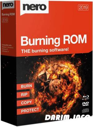 Nero Burning ROM 2019 20.0.2014
