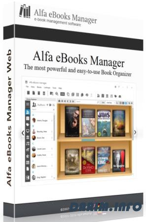 Alfa eBooks Manager Pro / Web 8.1.30.3