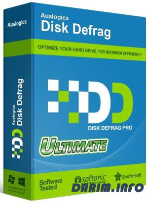 Auslogics Disk Defrag Ultimate 4.10.0.0 Final