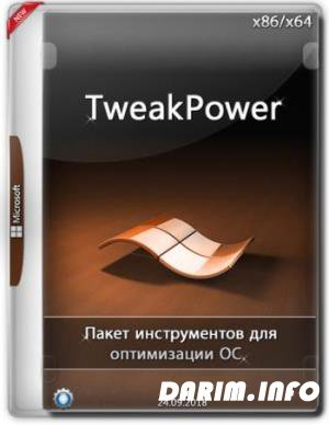 TweakPower 1.058 + Portable