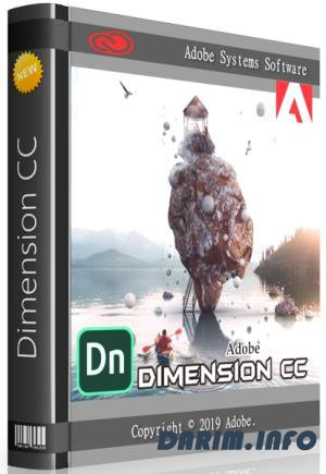 Adobe Dimension CC 2019 2.3.1.1060