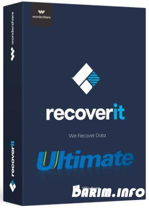 Wondershare Recoverit Ultimate 8.0.5.24 + Rus