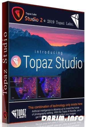 Topaz Studio 2.0.10 RePack & Portable by TryRooM