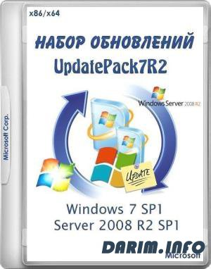 UpdatePack7R2 19.8.15 for Windows 7 SP1 and Server 2008 R2 SP1
