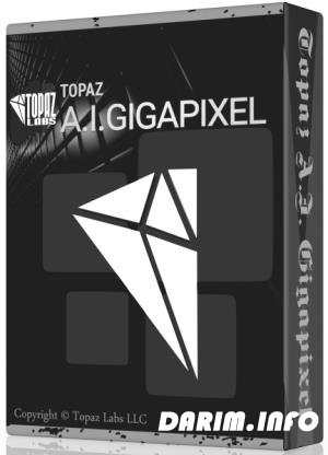 Topaz Gigapixel AI 4.3.1 RePack & Portable by TryRooM