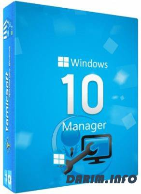 Windows 10 Manager 3.1.3 RePack/Portable by Diakov