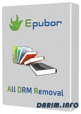 Epubor All DRM Removal 1.0.17.820