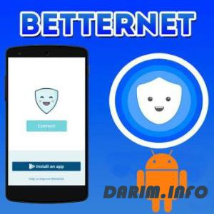 Betternet Hotspot VPN & Private Browser 5.1.1 [Android]