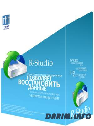 R-Studio 8.11 Build 175351 Network Edition