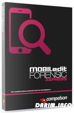 MOBILedit Forensic Express Pro 7.0.1.16577