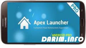 Apex Launcher Pro 4.8.6 [Android]