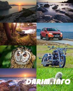 Wallpapers Mix №826