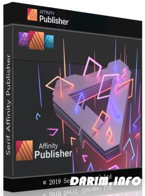 Serif Affinity Publisher 1.7.3.481 RePack by KpoJIuK