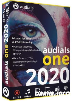 Audials One Platinum 2020.0.58.5800